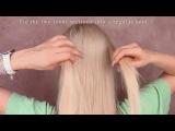 Прическа для длинных волос от Lilith Moon...